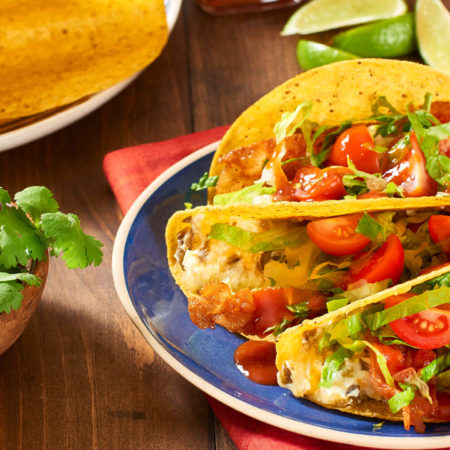 Image of Jalapeño Popper Tacos