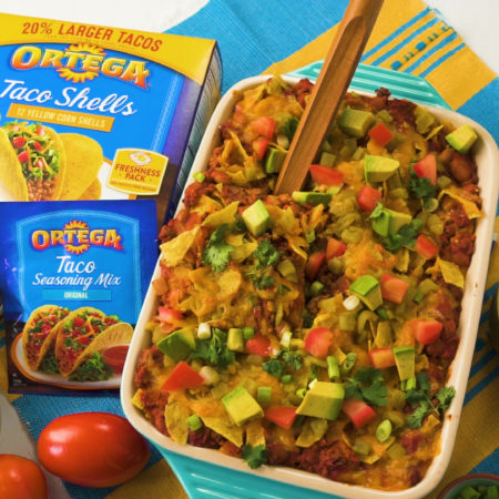 Image of Loaded Taco Bake