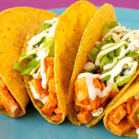 Image of Buffalo Chicken Tacos