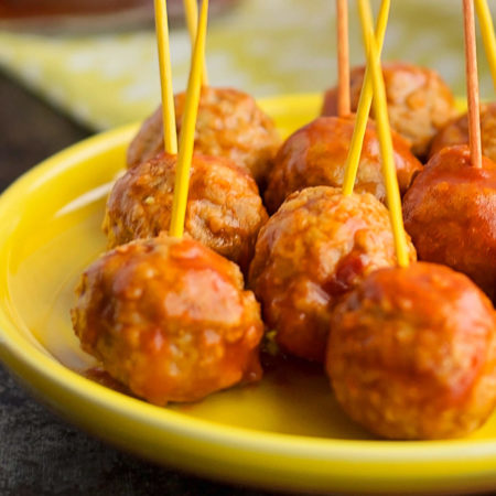 Image of Mexican Meatballs