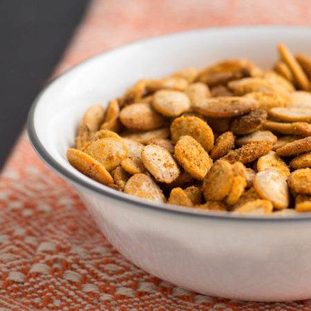 Image of Taco Seasoned Pumpkin Seeds